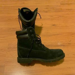 Timberland Shoes - Black Timberland Ankle Boots